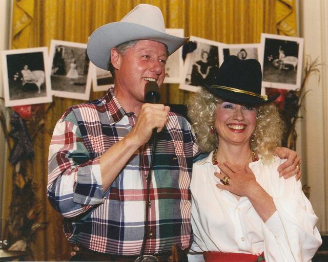Clinton-Halloween
